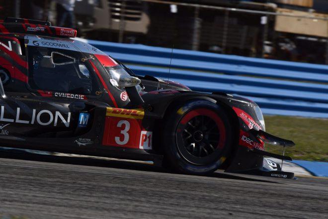 レベリオン・レーシングの3号車レベリオンR13・ギブソン