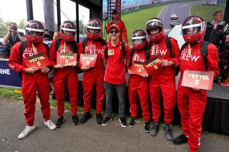 F1   【フォトギャラリー】F1開幕戦オーストラリアGP 金曜