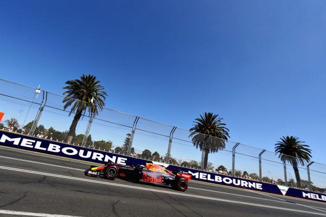 2019年F1第1戦オーストラリアGP マックス・フェルスタッペン(レッドブル・ホンダ)