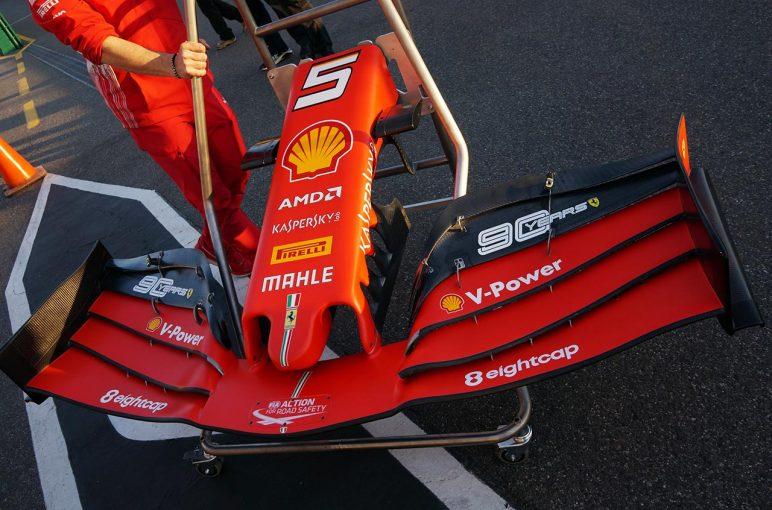 Blog | 【ブログ】新レギュレーションになった2019年F1新車のフロントウイング、開幕戦で全撮りに挑戦してみました