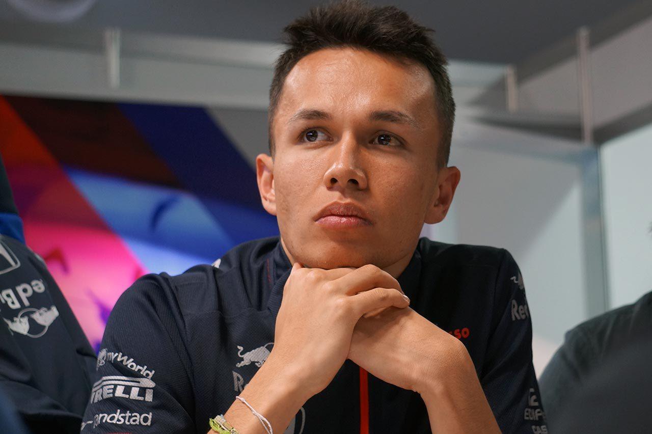 2019年F1オーストラリアGP トロロッソ・ホンダ アレックス・アルボン