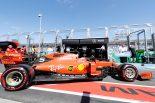2019年F1第1戦オーストラリアGP金曜フリー走行 セバスチャン・ベッテル(フェラーリ)