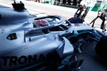 F1 | 2019年F1第1戦オーストラリアGP金曜フリー走行 ルイス・ハミルトン(メルセデス)