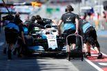 2019年F1第1戦オーストラリアGP金曜フリー走行 ジョージ・ラッセル(ウイリアムズ)