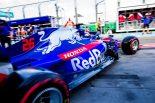 F1 | トロロッソ「実際にはもっといいタイムを出せる。予選で最大のパフォーマンスを発揮したい」:F1オーストラリアGP金曜