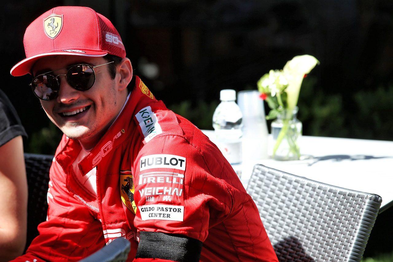 2019年F1第1戦オーストラリアGP シャルル・ルクレール(フェラーリ)