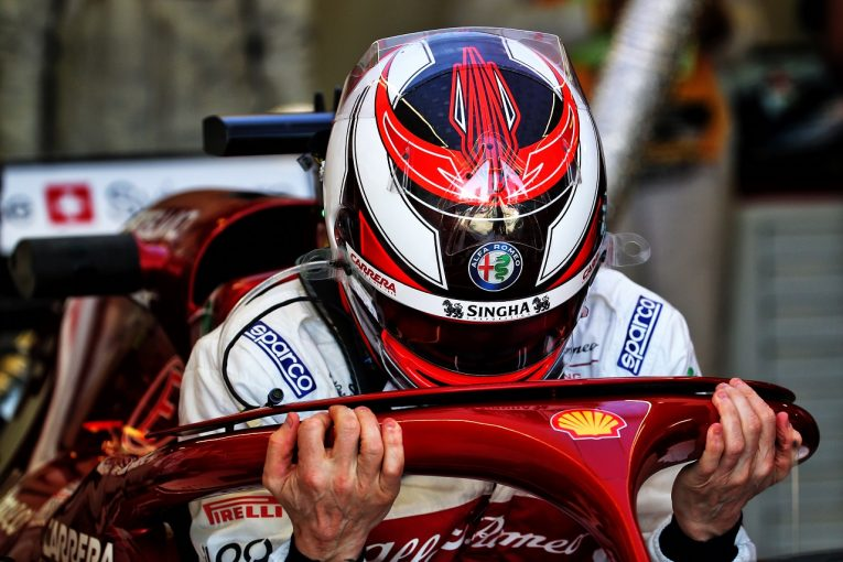 F1   ライコネン「どのチームが4番手に来るのか、まったく予想がつかない」:アルファロメオ F1オーストラリアGP金曜