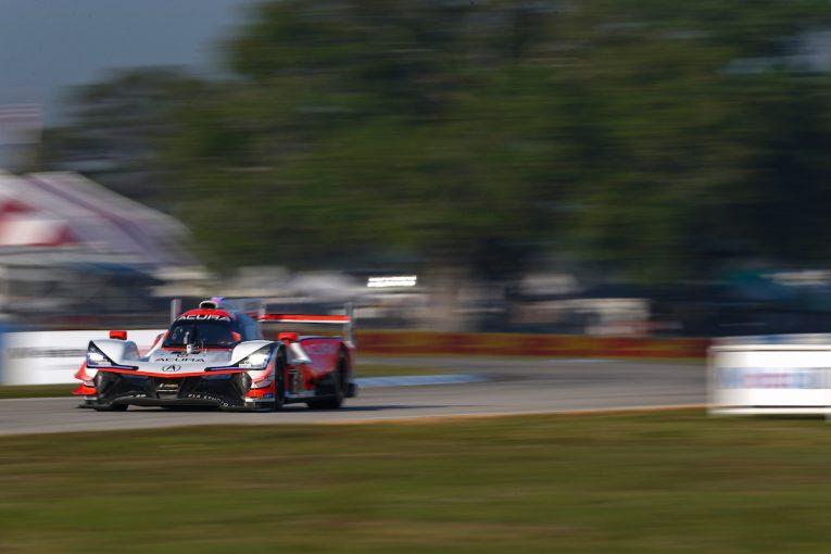 ル・マン/WEC | IMSA第2戦セブリング12時間:僅差のタイム合戦を制し、アキュラ・チーム・ペンスキー6号車がポール獲得
