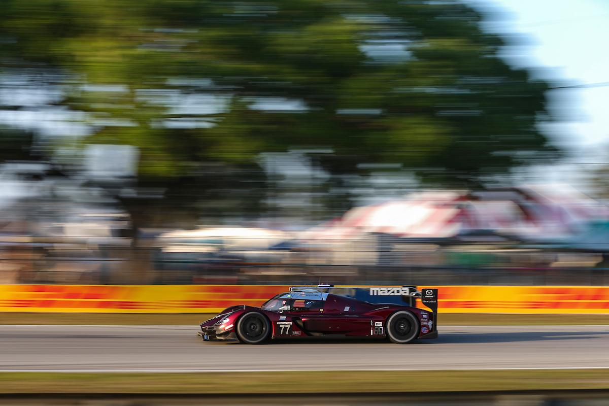 IMSA第2戦セブリング12時間:僅差のタイム合戦を制し、アキュラ・チーム・ペンスキー6号車がポール獲得