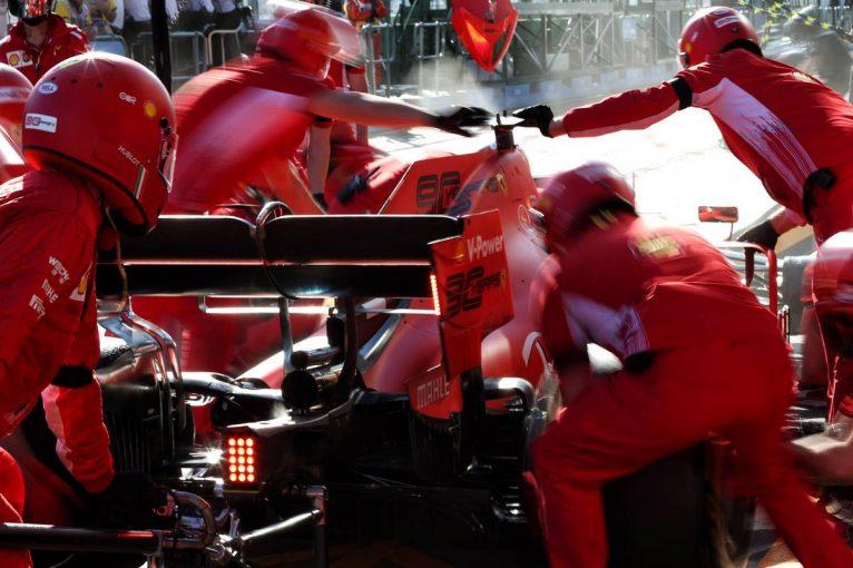 F1 | ハミルトンとベッテルのタイム合戦。ホンダ陣営はガスリーが6番手で最上位【タイム結果】F1オーストラリアGP FP3