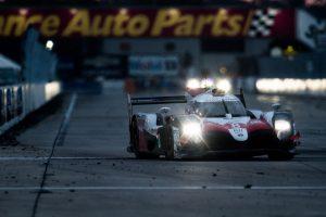 ル・マン/WEC | 最後は豪雨となったレースで中嶋一貴組トヨタ8号車がポール・トゥ・ウイン/WEC第6戦セブリング決勝