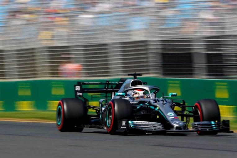 F1 | やっぱり速かったハミルトン、僚友対決を制して開幕戦ポール獲得。レッドブル・ホンダは明暗分かれる【F1オーストラリアGP予選】
