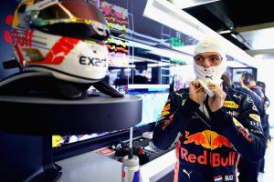 F1 | レッドブル・ホンダF1のフェルスタッペン、金曜日のうちにモノコックを交換。原因は燃料漏れか