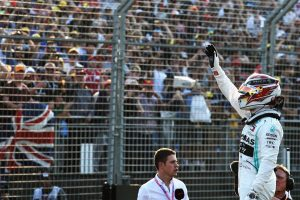 F1 | 【動画】ルイス・ハミルトンの予選ポールラップ/F1開幕戦オーストラリアGP