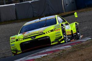 スーパーGT | スーパーGT岡山公式テスト:前はプリウス、うしろはPHV……31号車PRIUS PHV apr GTのテスト限定仕様のワケ