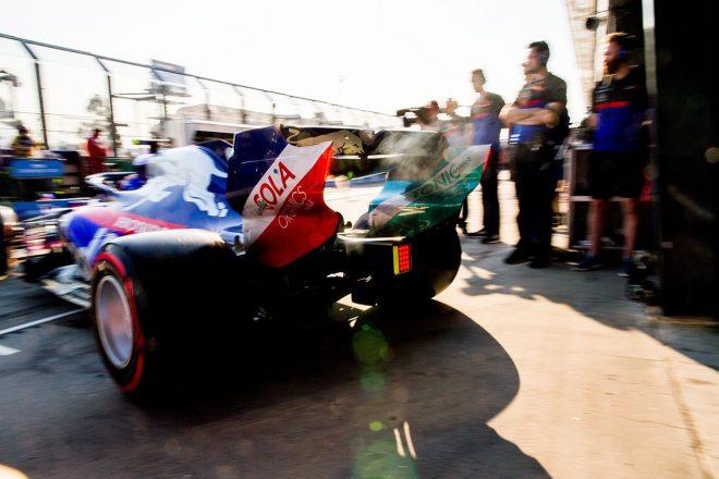 2019年F1第1戦オーストラリアGP トロロッソ・ホンダ