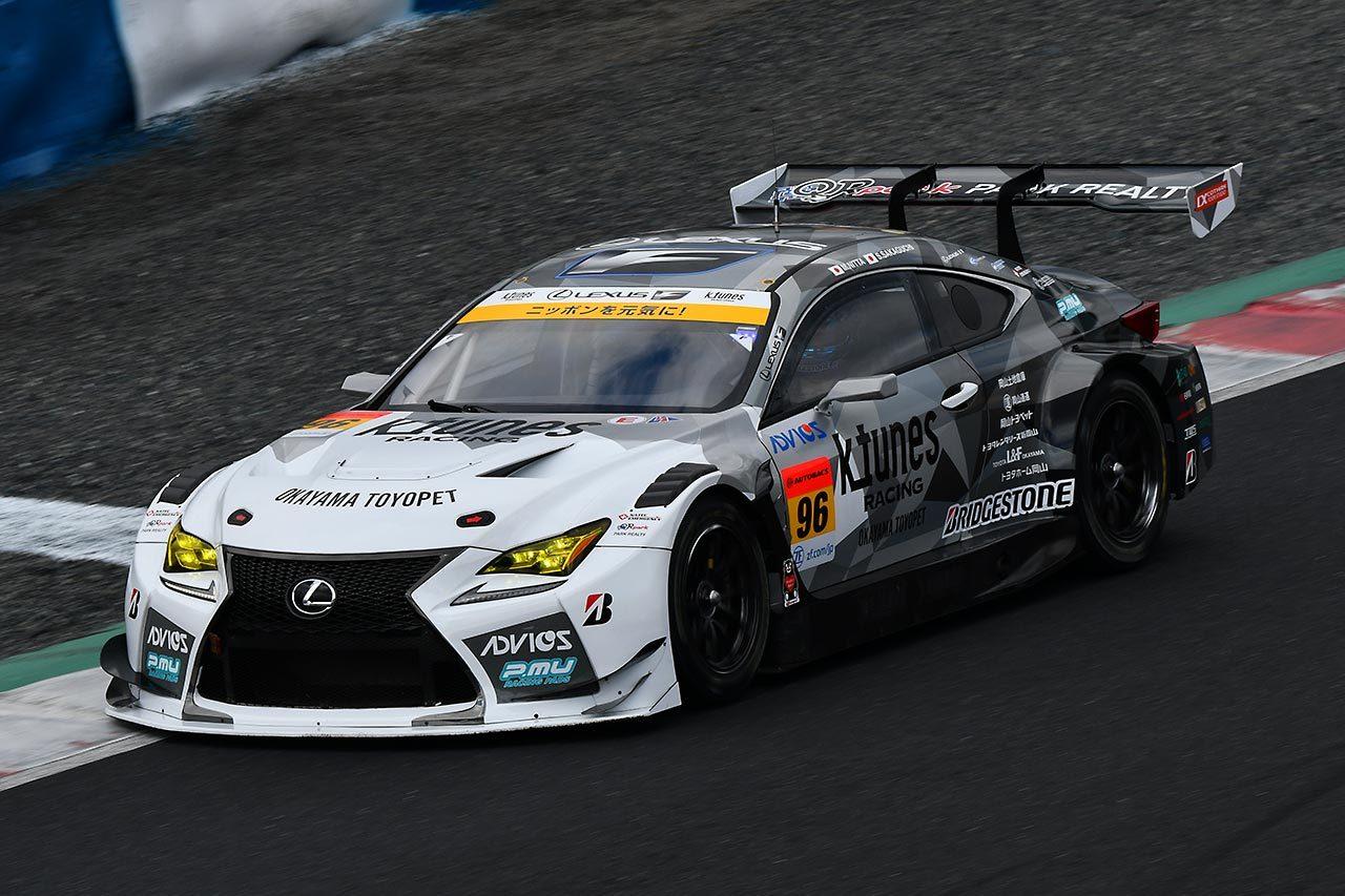 新色続々。2019スーパーGT岡山公式テスト GT300クラス走行全車総覧