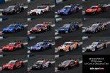 スーパーGT | 新色続々。2019スーパーGT岡山公式テスト GT500クラス走行全車総覧