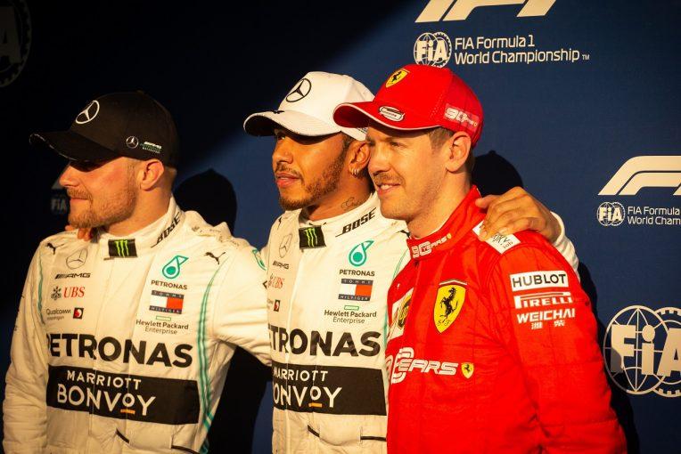 F1   ベッテル「メルセデスの速さは予想外。僕らには何かが足りない」:フェラーリ F1オーストラリアGP土曜