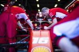 F1   ルクレール「ミスをした自分にがっかり。ベッテルに勝つチャンスはあった」:フェラーリ F1オーストラリアGP土曜