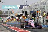 F1 | ペレスが予選10番手「このマシンには大きなポテンシャルがある」:レーシングポイント F1オーストラリアGP土曜