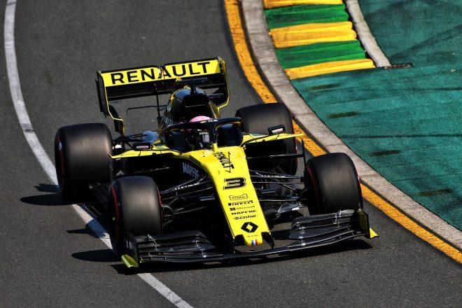 2019年F1第1戦オーストラリアGP ダニエル・リカルド(ルノー)