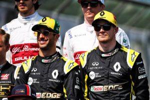 F1 | ニコ・ヒュルケンベルグ、ダニエル・リカルド