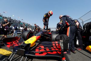 F1 | ピエール・ガスリー(レッドブル・ホンダ)