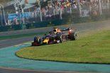 2019年F1開幕戦オーストラリアGP決勝日 マックス・フェルスタッペン(レッドブル・ホンダ)