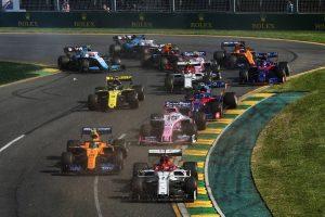 F1 | 決勝レーススタート