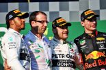 2019年F1開幕戦オーストラリアGP決勝日 バルテリ・ボッタス(メルセデス)