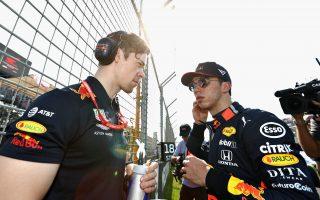 F1 | ガスリー、11位でポイントに届かず「全力で戦ったが、トロロッソを抜くことができなかった」:レッドブル・ホンダ F1オーストラリアGP日曜