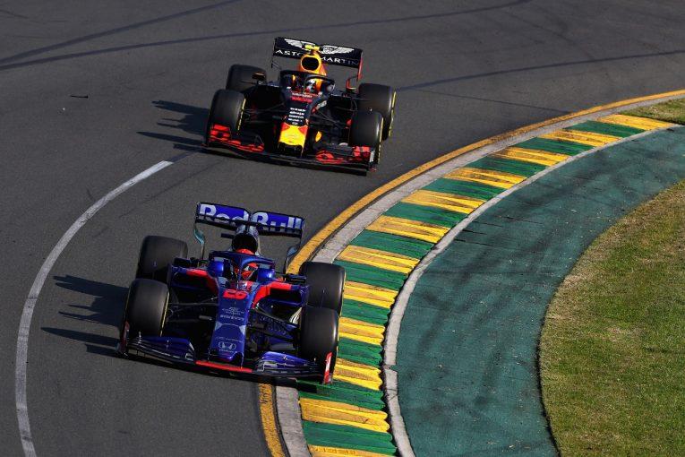F1 | クビアト10位入賞「レッドブルを抑えられて満足。僕らのマシン&エンジンはとても優れている」:トロロッソ・ホンダ F1オーストラリアGP日曜