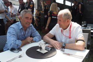 F1 | 2008年以来のホンダF1表彰台を絶賛するマルコ博士と、さらに高みを見据えるニューウェイ【レッドブル首脳インタビュー】