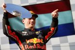 2019年F1第1戦オーストラリアGPで3位表彰台を獲得したフェルスタッペン