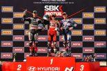 バウティスタは第2戦タイの3レースで優勝を飾った