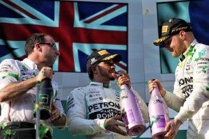F1 | フロアにダメージを抱えて走ったハミルトン「スタートで勝利を失い、戦略で苦しんだ」:メルセデス F1オーストラリアGP日曜