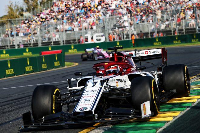 2019年F1第1戦オーストラリアGP キミ・ライコネン(アルファロメオ)