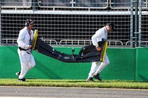 F1 | 2019年F1第1戦オーストラリアGP ダニエル・リカルドのルノーから脱落したウイング