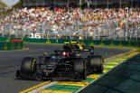 F1 | マグヌッセン6位「グロージャンのトラブルでダブル入賞を逃したのが残念」:ハース F1オーストラリアGP日曜
