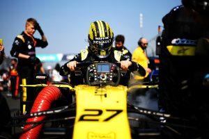 F1 | ヒュルケンベルグ7位「ラスト10周、ライコネンからのプレッシャーに耐えながら必死に戦った」:ルノー F1オーストラリアGP日曜