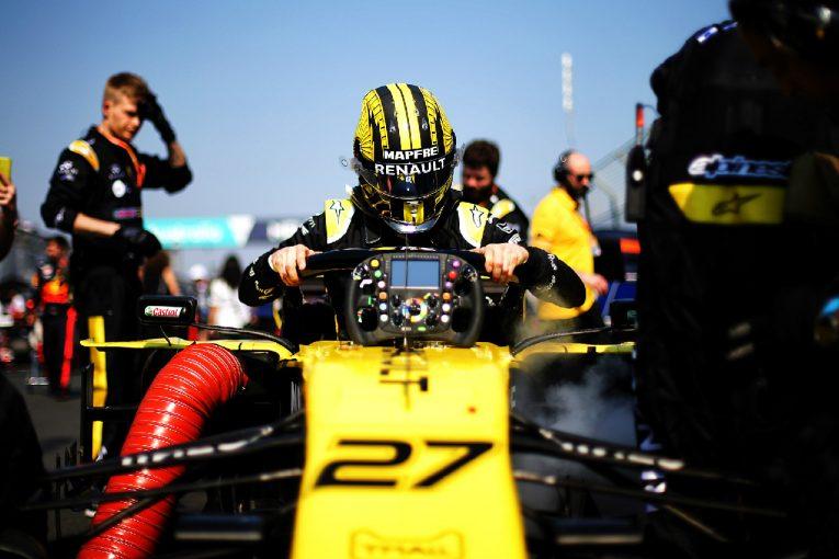 F1   ヒュルケンベルグ7位「ラスト10周、ライコネンからのプレッシャーに耐えながら必死に戦った」:ルノー F1オーストラリアGP日曜