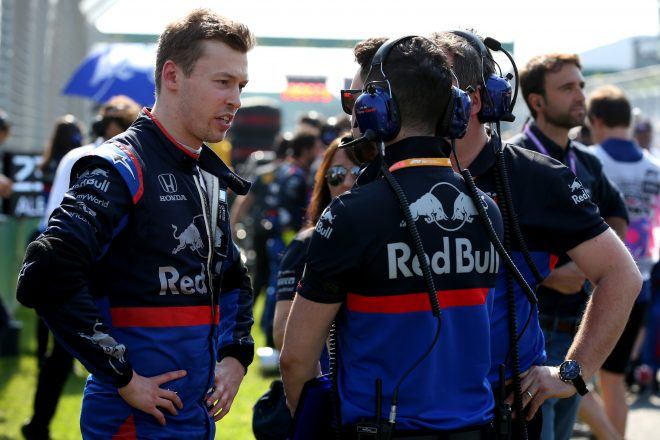 F1 | 【開幕戦のトロロッソ・ホンダ】クビアト、復帰後初戦で見事入賞「今日の走りができれば、中団グループでの上位争いができる」