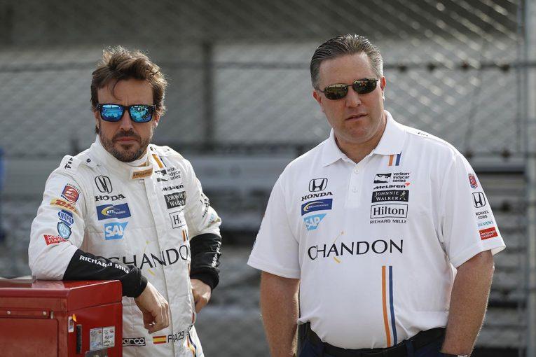 海外レース他 | フェルナンド・アロンソがオーストラリア最大のレースに参戦か。マクラーレンCEOが示唆