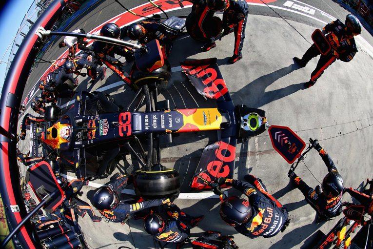 F1   F1開幕戦オーストラリアGP決勝トップ10ドライバーコメント