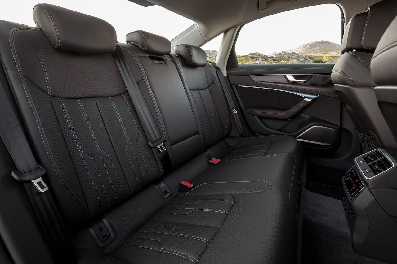 48VのMHEVなど電動&電脳化の新型『アウディA6』が上陸。デビュー限定車も