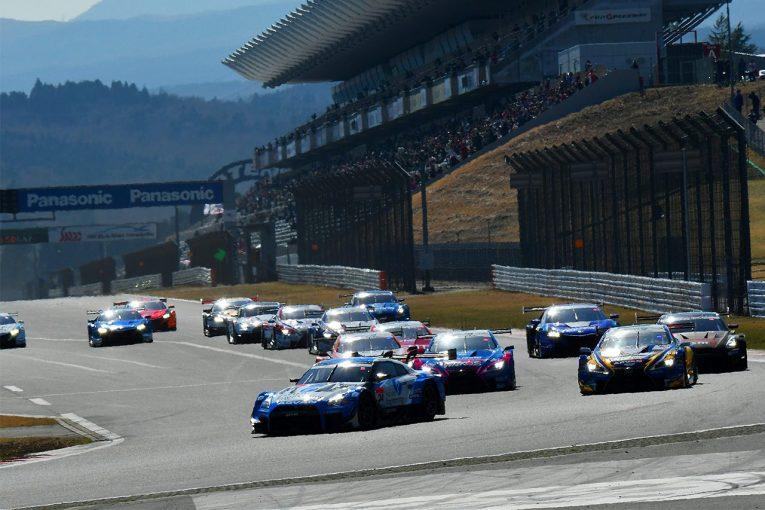 スーパーGT | スーパーGT:2019年シーズン開幕前最後の走行チャンス。3月30~31日の富士公式テストエントリー