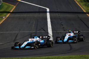 F1 | ラッセル「遅かったのは残念だけど、僕個人としてはいいデビュー戦だった」:ウイリアムズ F1オーストラリアGP日曜