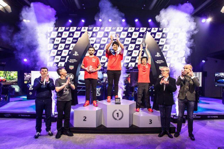 インフォメーション | FIAグランツーリスモ・チャンピオンシップの2019年開催概要発表。初戦はチリ出身プレイヤー制す