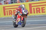 MotoGP | SBK第2戦タイ、清成のリタイアは「バイクの振動」が原因。チームメイトのキャミアは転倒で負傷